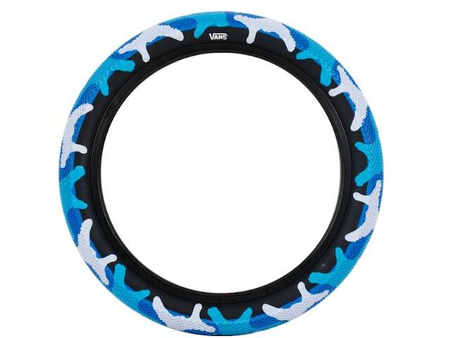"""CULT Vans Waffle BMX Tyre 16x2.30"""", azul"""